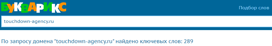 Бесплатный сервис проверки видимости сайта Bukvarix.Com